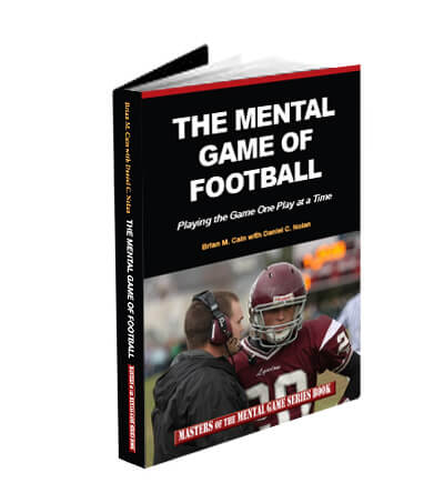 The Mental Game of Football Book
