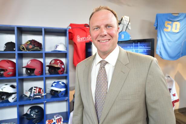Omaha, NE - June 16, 2012 - Portrait of Kyle Peterson. (Photo by Phil Ellsworth / ESPN Images)