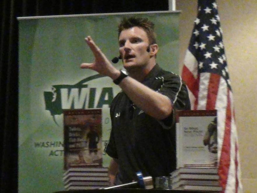 Brian Cain live coaches clinic