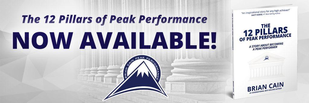 BONUS! The 12 Pillars of Peak Performance
