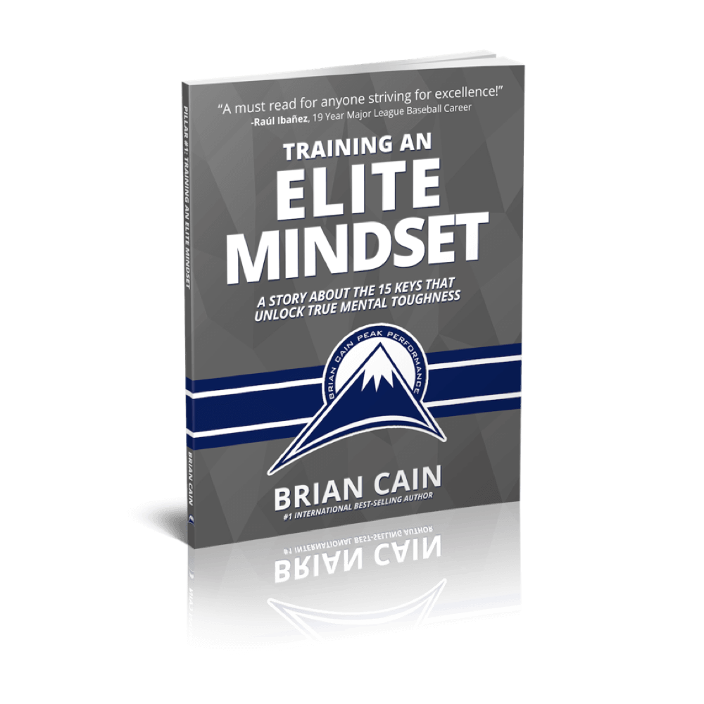 Elite Mindset 3D Book Cover 1000x1000
