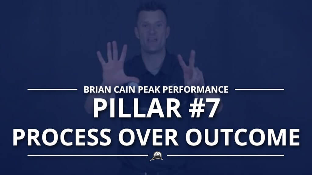 #Pillar7 – Process over Outcome