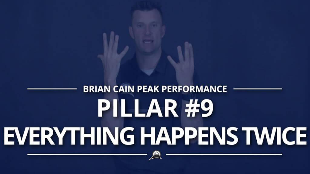 #Pillar9 – Everything Happens Twice