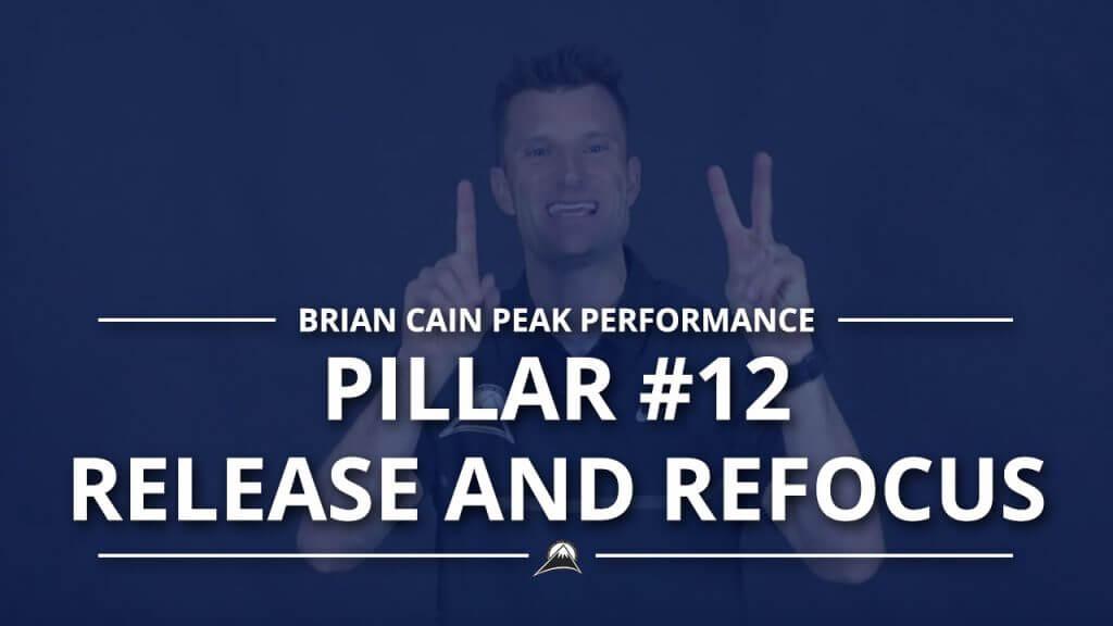 #Pillar12 – Release & Refocus