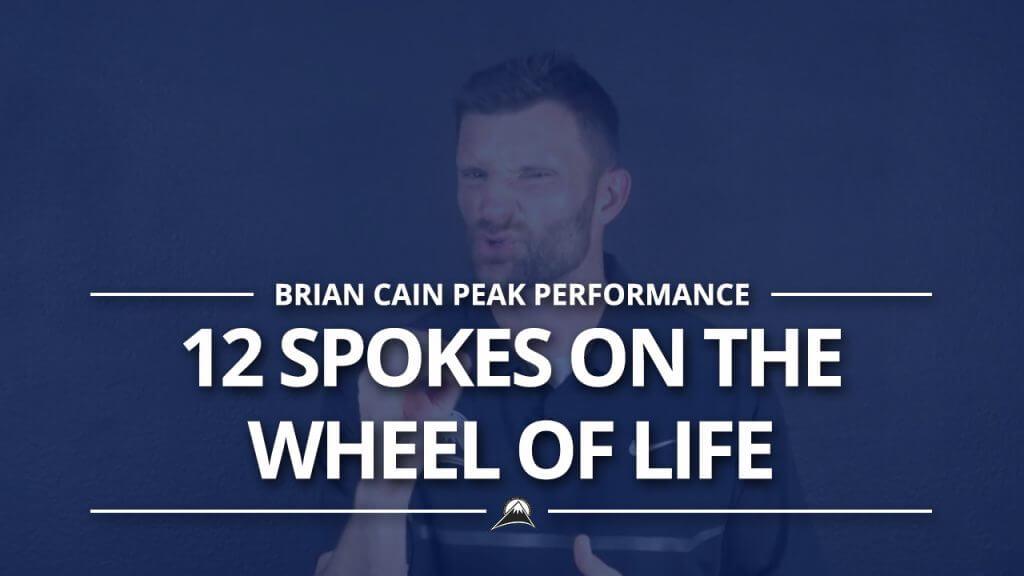 12 Spokes on the Wheel of Life #Pillar2