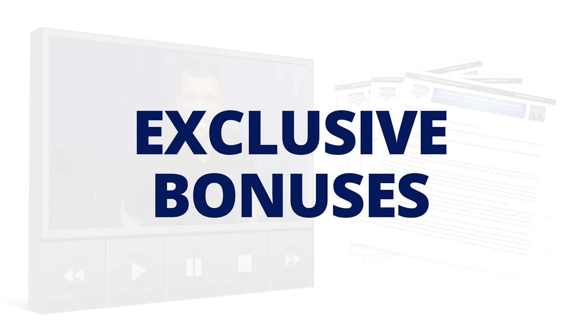 exclusive-bonuses