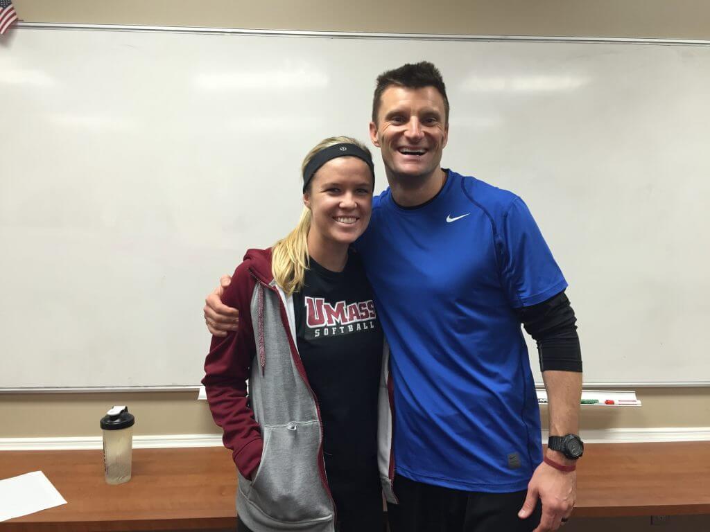 BC103:  Victoria Hayward | Team Canada National Softball Team & UMass Coach