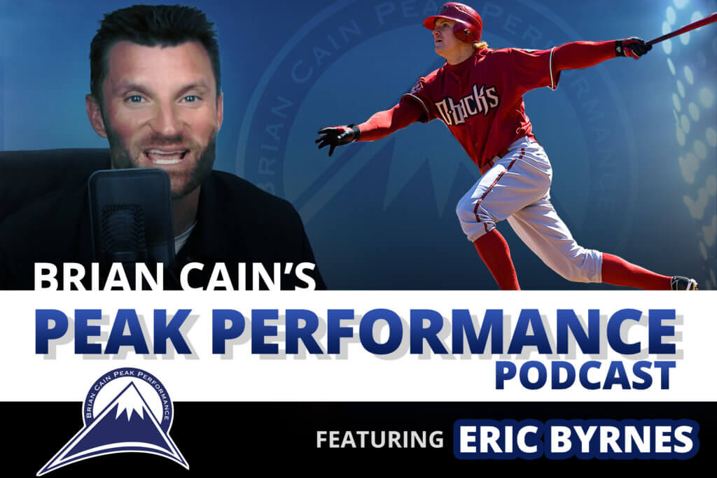BC117. Eric Byrnes – A Major League Endurance Sports Mindset