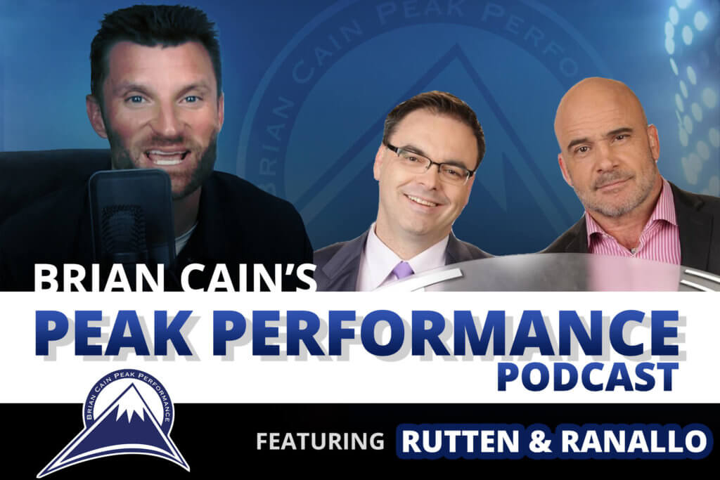 BC126:  Brian Cain on Rutten and Ranallo   Cain Talks MMA Mindset with the UFC Hall of Famer