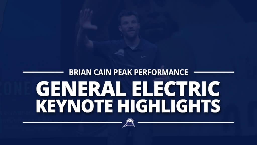 General Electric Keynote Highlights
