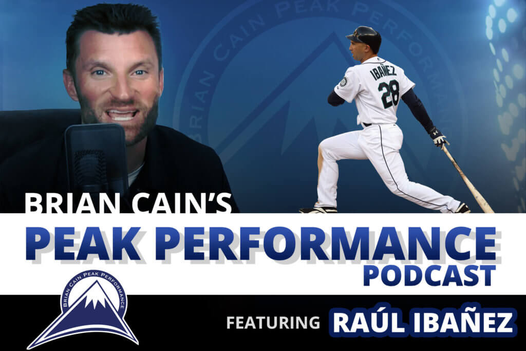BC131:  Raúl Ibañez | The Mental Game of a 19-Year MLB Player