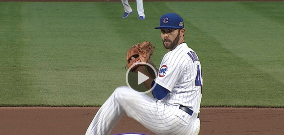 Strong body and mind fuel Cubs' Arrieta