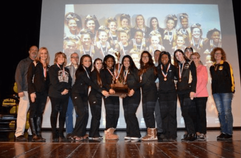 Joliet West plans to capitalize on cheerleading title