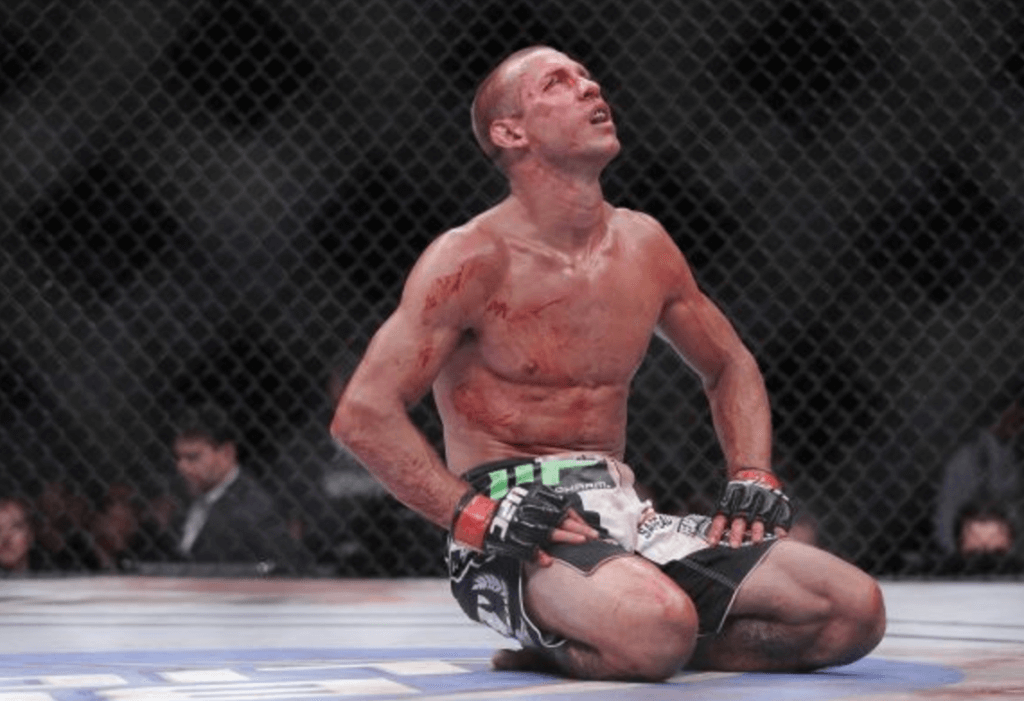'Scared to death' feeling fuels Donald Cerrone's fighting