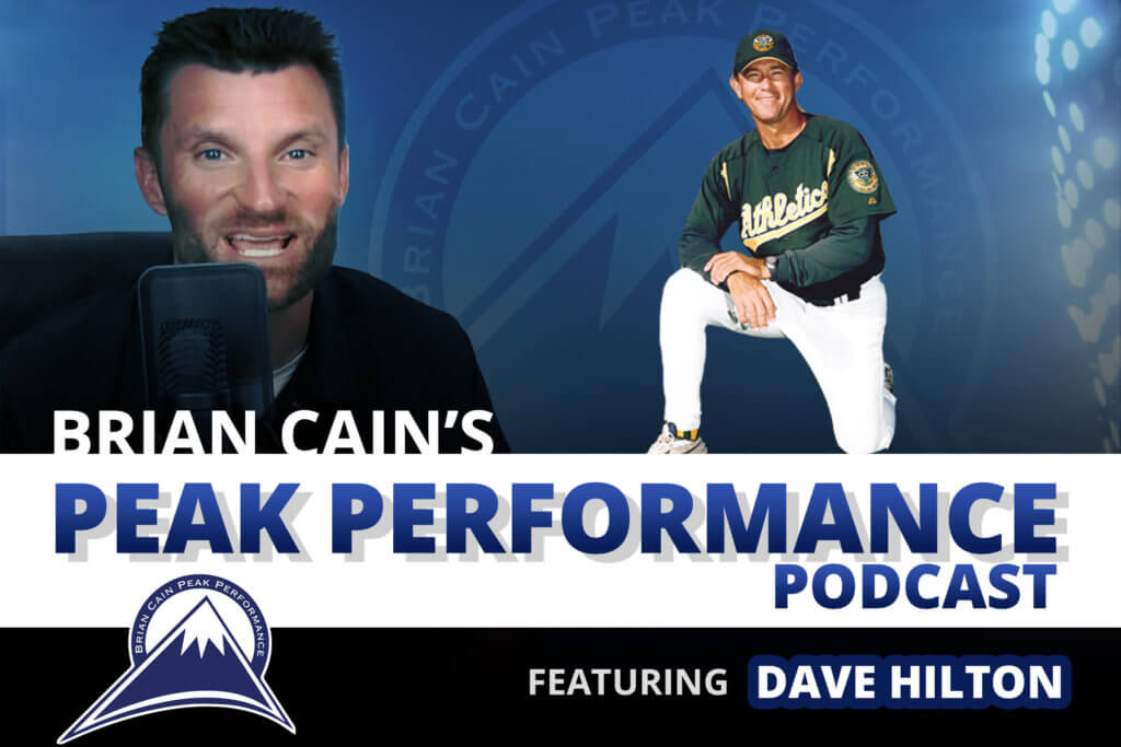BC 134.  Dave Hilton | Mental Game Lessons from Playing & Coaching in Pro Baseball