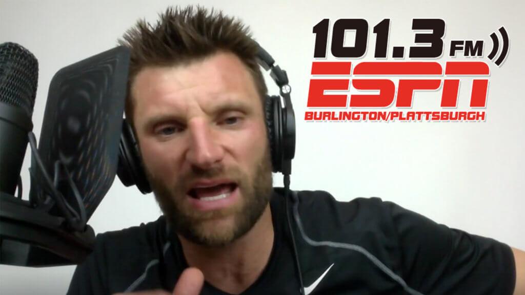 Cain on ESPN 101.3FM