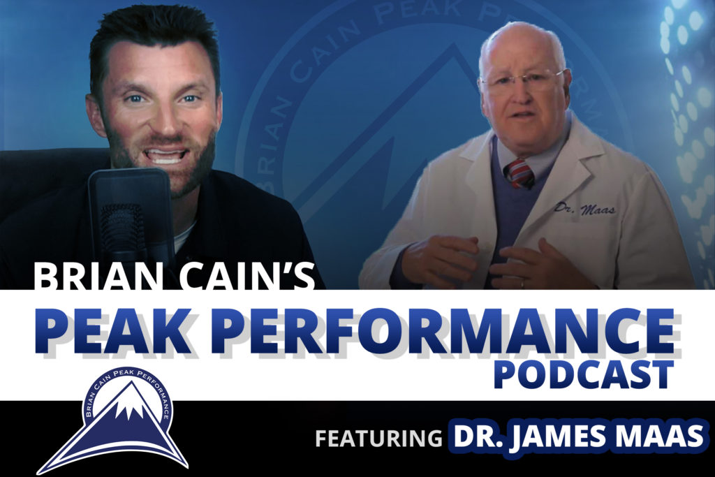 BC141. Dr. James Maas | Sleep, The Missing Link in Peak Performance