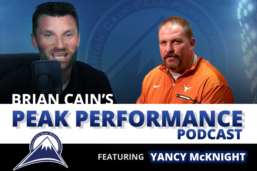 BC144. Yancy McKnight – Texas Longhorns – Go 1-0 Today With Controlables