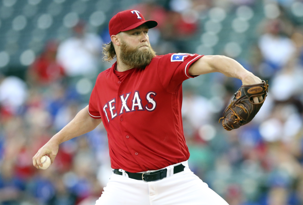Cashner Bet on Himself in Off-Season, Now Appears Headed to Pay Window
