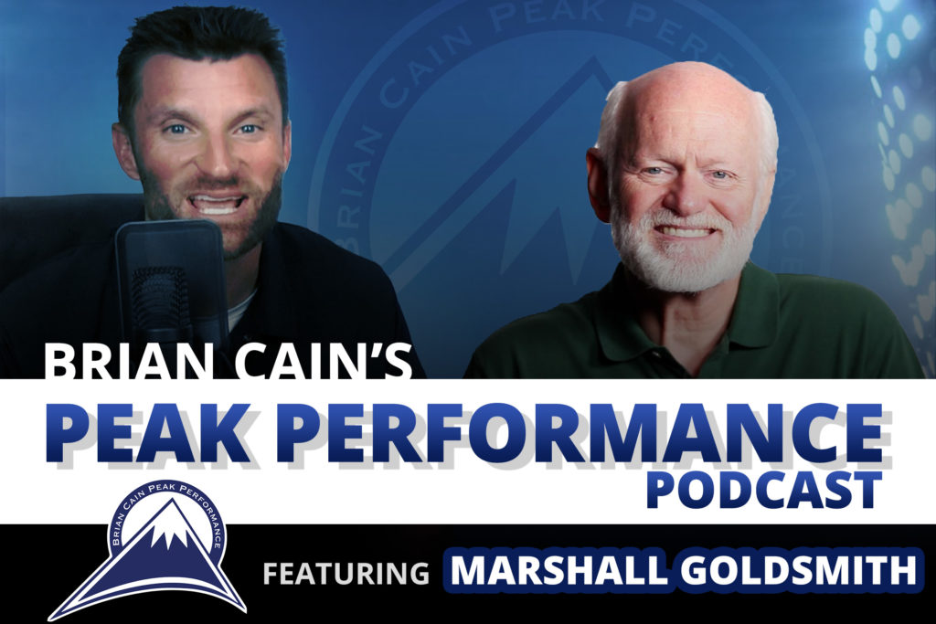BC145. Marshall Goldsmith – What Got You Here Won't Get You There