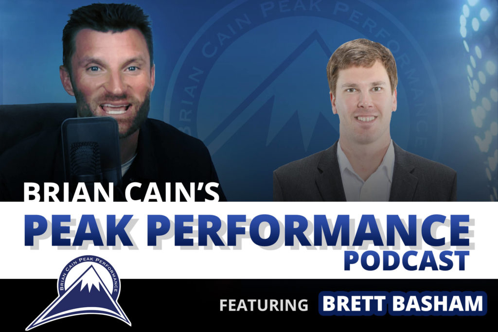 BC147. Brett Basham -The Mental Game and Leadership Training