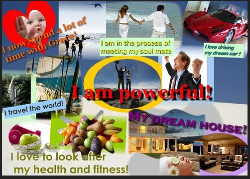 create motivation through vision boards