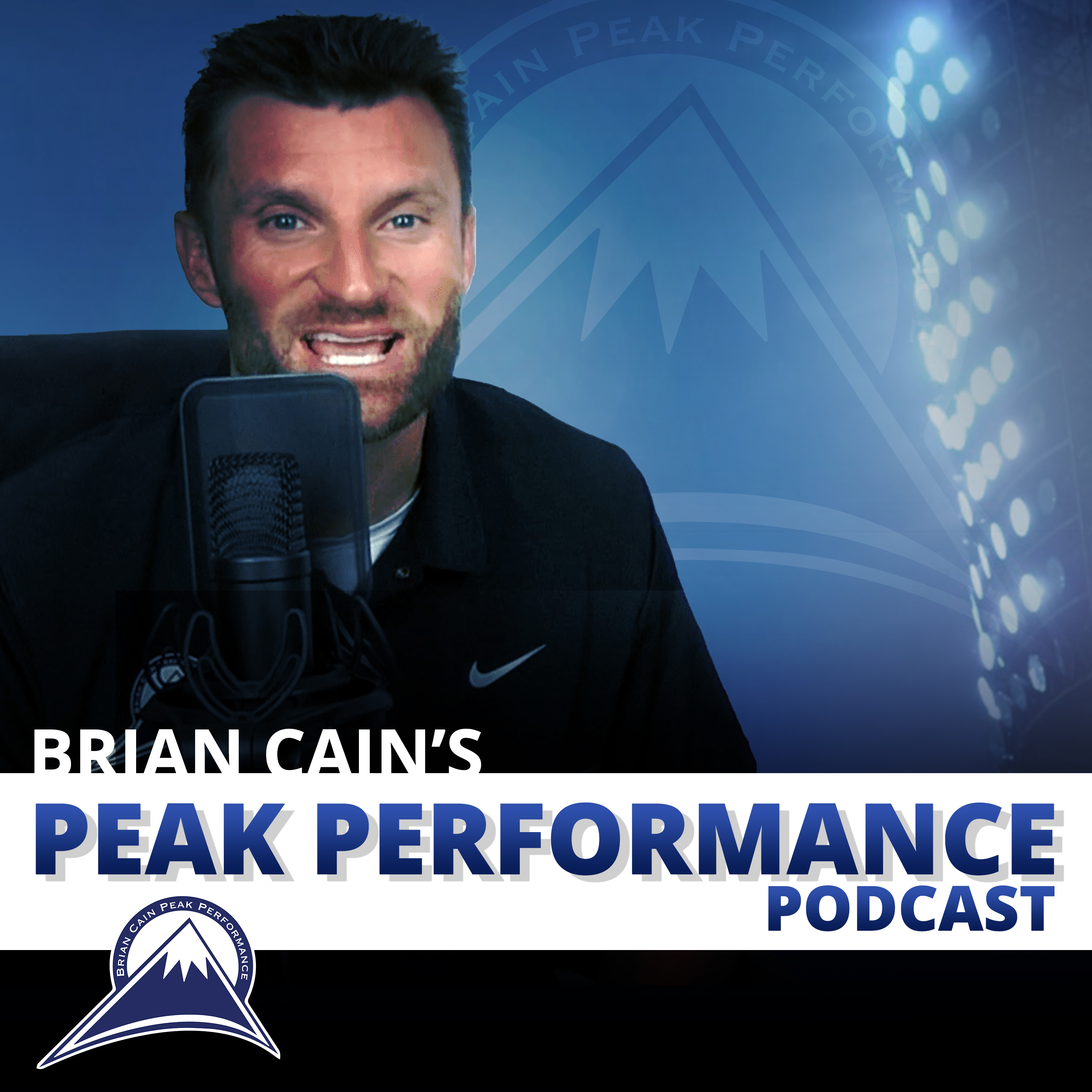 Brian Cain Peak Performance